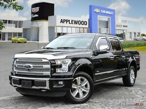 2016 Ford F-150 Platinum TOP OF THE LINE WITH ALL THE EXTRAS...