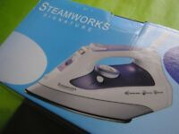 House Clearance: Steamworks Iron (Excellent Condition)