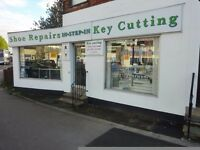 Shoe Repair/Key Cutting Business Reduced for Quick Sale / Offers invited