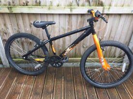 """X-Rated Exile Jump Bike 24"""" Wheels bike 1"""