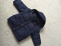Ralph Lauren puffer jacket 6 months beautiful unworn condition pet and smoke free home