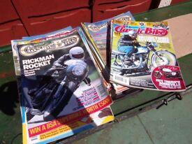 500 Classic bike Magazines Various