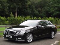 2009/59 MERCEDES BENZ E250 CDI SPORT BLUEEFFICIENCY AUTO **LOW MILES - FULL MB HISTORY - FULL MOT**