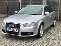 Audi A4 2.0 TDI S line Special Edition 4dr HPI CLEAR