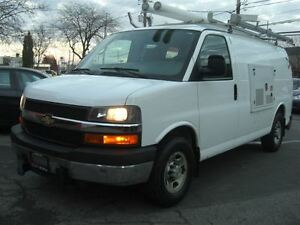 2009 Chevrolet Express 3500 With Generator London Ontario image 1