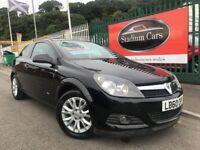 2010 60 Vauxhall Astra SRI 1.6 Petrol 3 door hatchback 5 Speed Manual Low Miles 115 BHP