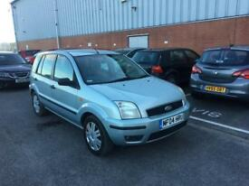 2004 Ford Fusion 1,6 litre 5dr