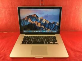 Macabook Pro 15inch A1286 2.2Ghz intel Core i7 8GB Ram 1TB 2011 WARRANTY, NO OFFERS