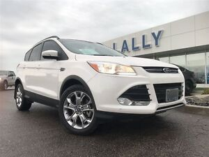 2013 Ford Escape SEL, Moonroof, Leather, Nav!!!