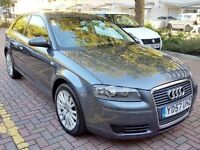 audi a3 1.9 se tdi 5 speed manual 57 plate 3dr hatchback excellent condition