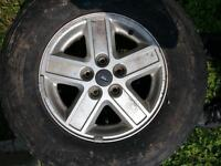 jante ford 225/75/15