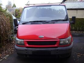 Ford Transit for Spares or repair.