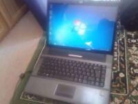 "LAPTOP HP REFURBISHED, 15.4"" ,WIFI WIRELESS NET. DVDRW,2GB .WINDOWS 7/OFFICE 2010,CASE,CHARGER60"