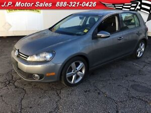 2012 Volkswagen Golf Sportline, Automatic, Sunroof, Bluetooth