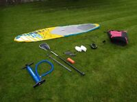 "JP All-round Air 10'2"" inflatable paddle board SUP"