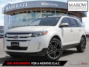 2014 Ford Edge SEL: With Remote Start!