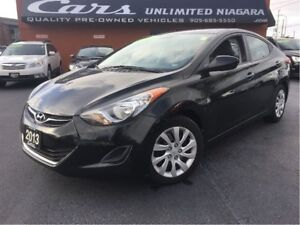 2013 Hyundai Elantra GL | BLUETOOTH | HEATED SEATS | ACTIVE ECO