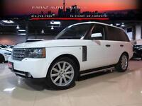 2011 Land Rover Range Rover Supercharged SUPERCHARGED|TV/DVD|NAV