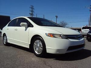 2007 Honda Civic Hybrid HYBRID AUTO AC POWER WINDOWS/LOCKS