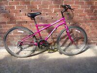Ladies Apollo Bike.
