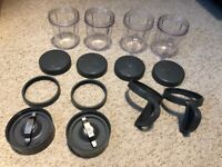 New & Unused NutriBullet Accessories CAN POST/DELIVER