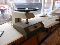 Ademco Dry Mounting and Laminating Hard Bed Press