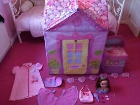 Love My Street Little Miss Boutique Play House