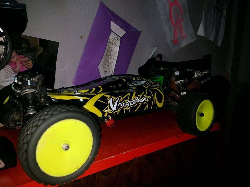 Rc brushless buggy quanum vandal