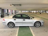 Saab 9-3 1.9 TiD Vector Sport 4dr 150BHP,SAT NAV,13 SPEAKERS,FSH,LONG MOT,£2300 ONO