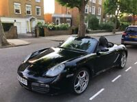 Porsche Boxster S 987 Manual IMS upgraded Fully Loaded FSH Bose Hi Spec Low Miles