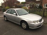 ROVER 75 TURBO DIESEL, JUST HAD FULL SERVICE