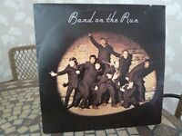 PAUL McCARTNEY BAND ON THE RUN ( 1973 ) LP