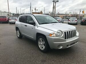 2009 Jeep Compass NO ACCIDENT - SAFETY & E-TESTED