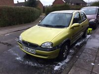 1.0 corsa no mot cheap
