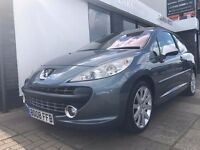 Peugeot 207 1.6 THP GT 3dr FULL SERVICE HISTORY