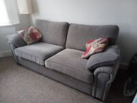 SCS Burbank Grand Sofa and Chair