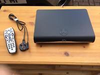 Sky HD + Box & Remote