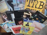 Job Lot Vinyl LP Records Bob James, Stan Getz, Slade, Cliff, TRB, Reggae, Santana, Barry White etc