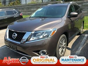 2015 Nissan Pathfinder SL*Ajax Nissan Original*Premium Tech Pack