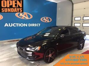 2015 Mitsubishi Lancer ALLOYS! ONLY 27555KM! FINANCE NOW!