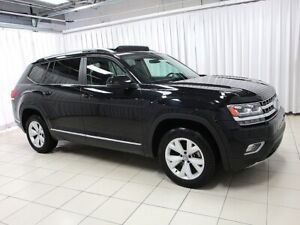 2018 Volkswagen Atlas TEST DRIVE THIS BEAUTY TODAY!! V6 4MOTION