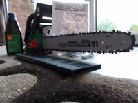 Qualcast chain Saw