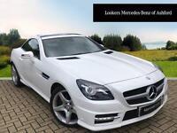 Mercedes-Benz SLK SLK250 CDI BLUEEFFICIENCY AMG SPORT (white) 2014-04-30