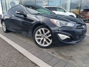 2014 Hyundai Genesis Coupe TURBO - NAVIGATION - LEATHER - BLUETO