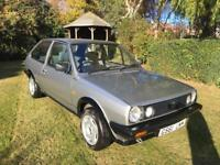 VW Polo Coupe S rare classic