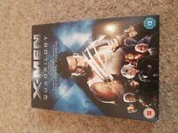 X-men Quadrilogy for sale