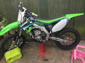 Kxf 450 2014