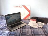 Toshiba Satellite L450D-13X Laptop Notebook with box and manuals