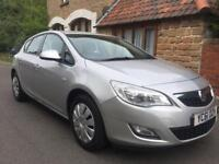 VAUXHALL ASTRA EXCLUSIVE AUTOMATIC LOW MILEAGE FULL MOT IMMACULATE FIRST TO SEE WILL BUY