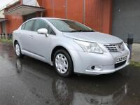 OCTOBER 2009 TOYOTA AVENSIS T2 D-4D 2.0 DIESEL FULL SERVICE HISTORY EXCELLENT CONDITION